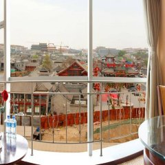 Jingtailong International Hotel балкон