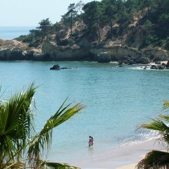 Grande Real Santa Eulalia Resort And Hotel Spa Албуфейра пляж фото 2