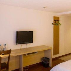 Отель Motel Shanghai West Gaoke Road New International Expo Centre удобства в номере фото 2