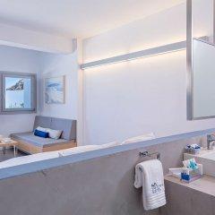 Отель Alti Santorini Suites Греция, Остров Санторини - отзывы, цены и фото номеров - забронировать отель Alti Santorini Suites онлайн ванная фото 2