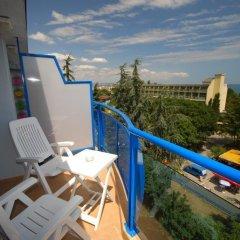 Отель Aphrodite Hotel Болгария, Золотые пески - отзывы, цены и фото номеров - забронировать отель Aphrodite Hotel онлайн балкон