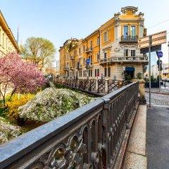 Отель Ketchroom Navigli Apartments Италия, Милан - отзывы, цены и фото номеров - забронировать отель Ketchroom Navigli Apartments онлайн балкон