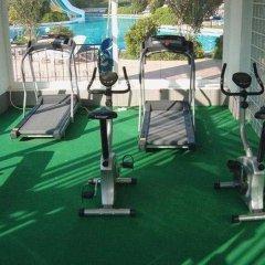 Kervansaray Marmaris Hotel & Aparts Мармарис фитнесс-зал фото 2