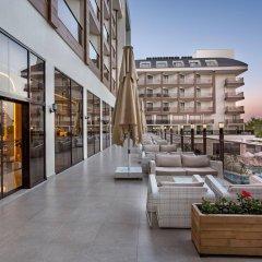Отель Glamour Resort & Spa - All Inclusive балкон