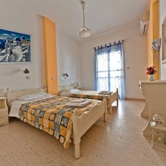 Отель Sellada Apartments Греция, Остров Санторини - отзывы, цены и фото номеров - забронировать отель Sellada Apartments онлайн комната для гостей фото 2