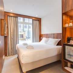 Отель B&B Het Kabinet Нидерланды, Амстердам - отзывы, цены и фото номеров - забронировать отель B&B Het Kabinet онлайн комната для гостей фото 3