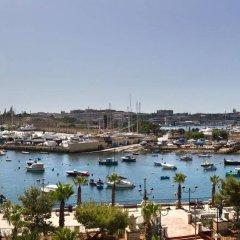 Отель Blubay Apartments Мальта, Гзира - отзывы, цены и фото номеров - забронировать отель Blubay Apartments онлайн балкон
