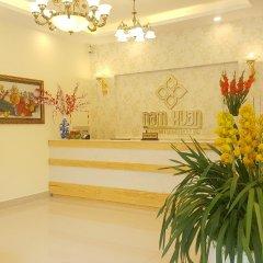 Отель Nam Xuan Premium Далат интерьер отеля
