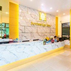 Отель Patong Bay Hill Resort интерьер отеля фото 3