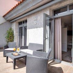 Отель Vp Jardin De Recoletos Мадрид балкон