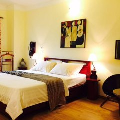 Gecko Hotel комната для гостей