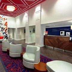 Отель Hampton Inn - Washington DC/White House США, Вашингтон - отзывы, цены и фото номеров - забронировать отель Hampton Inn - Washington DC/White House онлайн интерьер отеля