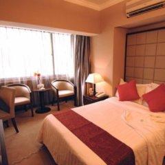 Отель Rayfont Hongqiao Hotel & Apartment Shanghai Китай, Шанхай - 1 отзыв об отеле, цены и фото номеров - забронировать отель Rayfont Hongqiao Hotel & Apartment Shanghai онлайн комната для гостей фото 2