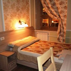 Гостиница Авита Красные Ворота 2* Стандартный номер разные типы кроватей фото 28