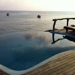 Отель Koh Tao Cabana Resort бассейн