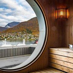 Radisson Blu Polar Hotel Spitsbergen Тромсе сауна