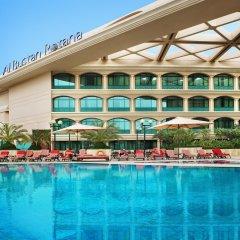 Отель Roda Al Bustan бассейн фото 2