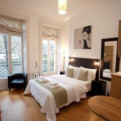Апартаменты Studios 2 Let Serviced Apartments - Cartwright Gardens комната для гостей фото 2