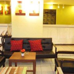 Отель Sawasdee Welcome Inn Таиланд, Бангкок - 3 отзыва об отеле, цены и фото номеров - забронировать отель Sawasdee Welcome Inn онлайн интерьер отеля