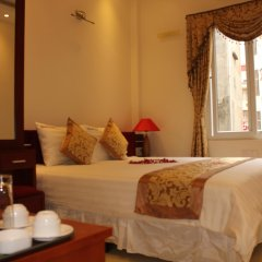 Starlight Hotel комната для гостей