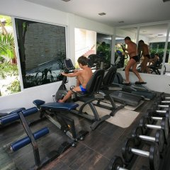 Chaweng Budget Hotel фитнесс-зал