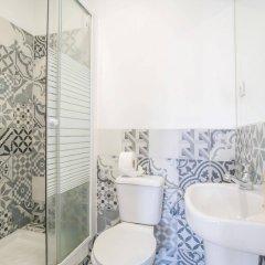 Vistas de Lisboa Hostel ванная