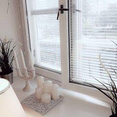 Отель Helsinki Apartment Kamppi Финляндия, Хельсинки - отзывы, цены и фото номеров - забронировать отель Helsinki Apartment Kamppi онлайн ванная