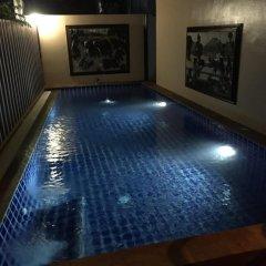 Отель Phuket Airport Inn бассейн