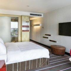 Отель Radisson Blu Media Harbour Дюссельдорф комната для гостей фото 3