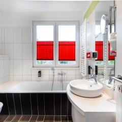 Hotel Brinckmansdorf ванная фото 2