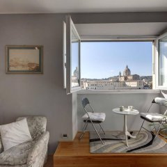 Отель Home Sharing - Santa Maria Novella Италия, Флоренция - отзывы, цены и фото номеров - забронировать отель Home Sharing - Santa Maria Novella онлайн балкон