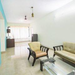 Апартаменты GuestHouser 2 BHK Apartment f0f4 Гоа комната для гостей фото 4