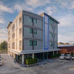 Отель Sita Krabi Hotel Таиланд, Краби - отзывы, цены и фото номеров - забронировать отель Sita Krabi Hotel онлайн парковка