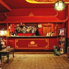 Отель LOTHUS Вроцлав интерьер отеля фото 3