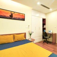 Отель Lily Hometel Imperia Garden комната для гостей фото 4