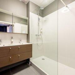 Отель Smartflats Design - Old Town Бельгия, Антверпен - отзывы, цены и фото номеров - забронировать отель Smartflats Design - Old Town онлайн ванная
