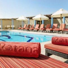 Отель Jumeira Rotana бассейн фото 3