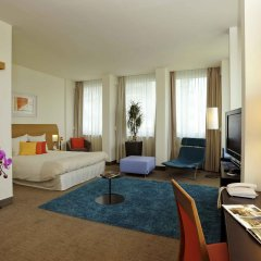 Отель Novotel Budapest Danube комната для гостей