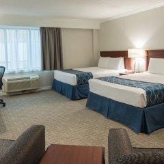 Отель Capital Hill Hotel & Suites Канада, Оттава - отзывы, цены и фото номеров - забронировать отель Capital Hill Hotel & Suites онлайн комната для гостей фото 3