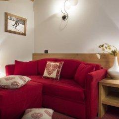 Hotel Sas Morin Долина Валь-ди-Фасса комната для гостей фото 3