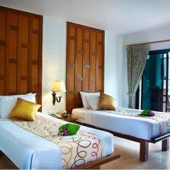 Отель First Resort Albergo комната для гостей фото 2