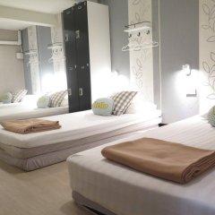 I-Sleep Silom Hostel комната для гостей фото 4