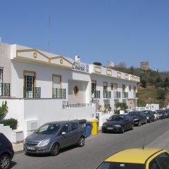 Hotel Louro парковка