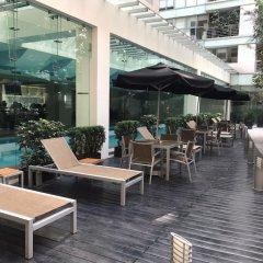 Отель Grand Polanco Мехико бассейн