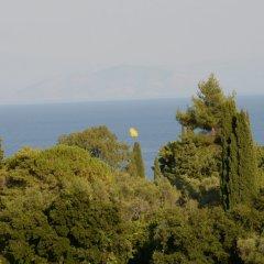 Отель Villa Yannis Греция, Корфу - отзывы, цены и фото номеров - забронировать отель Villa Yannis онлайн приотельная территория