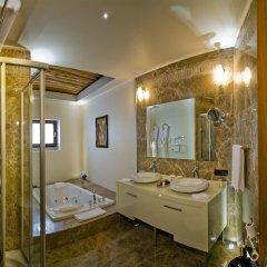Cappadocia Cave Resort&Spa Турция, Учисар - отзывы, цены и фото номеров - забронировать отель Cappadocia Cave Resort&Spa онлайн ванная
