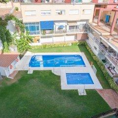 Отель MalagaSuite Beach Relax & Terrace Торремолинос бассейн фото 3