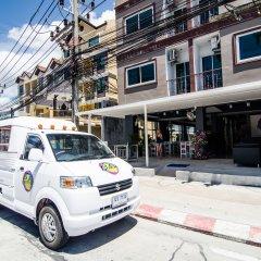 Отель Ocean And Ole Patong Пхукет городской автобус