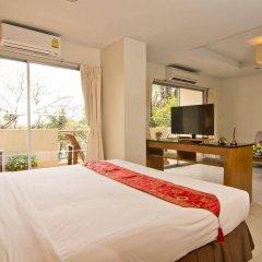 Отель Bella Villa Prima Hotel Таиланд, Паттайя - отзывы, цены и фото номеров - забронировать отель Bella Villa Prima Hotel онлайн комната для гостей фото 4