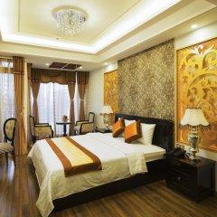 Отель Hoang Dung Hotel – Hong Vina Вьетнам, Хошимин - отзывы, цены и фото номеров - забронировать отель Hoang Dung Hotel – Hong Vina онлайн комната для гостей фото 5